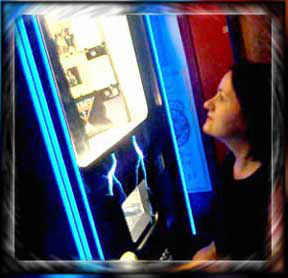 Liz at Jukebox